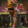2014 NEAFL Grand Final v Swans