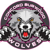 Concord Burwood Wolves (P) Logo