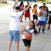 Coach Tom Newell's Basketball Camp for Girls January 8-10, 2015. Photos: Hilary Hosia.