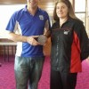 Sports Trainer of the Year 2014 Peter Rickard