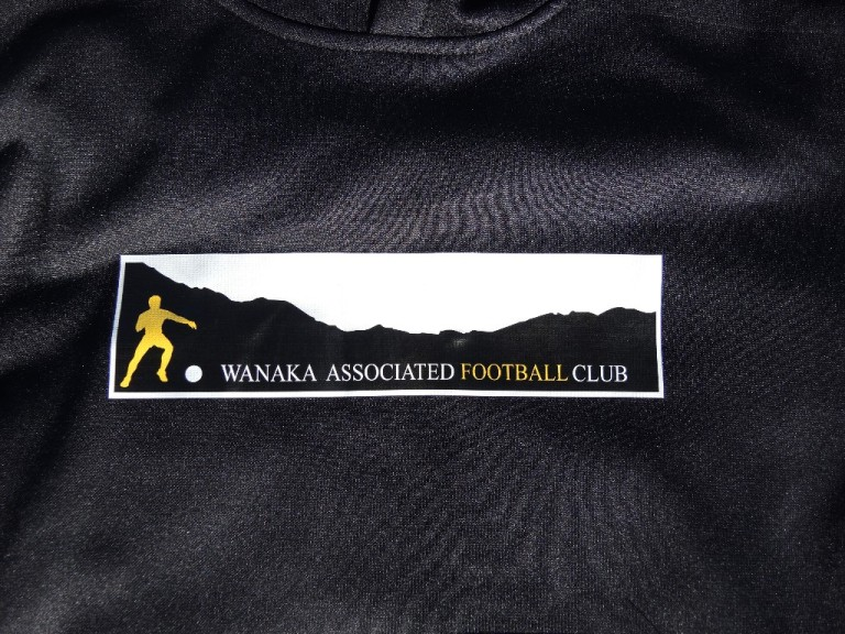 Club Logo on Front