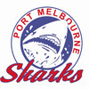 Port Melbourne Sharks SC Logo