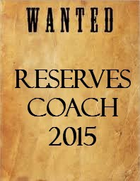 Wanted Resv Coach