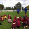 2015 North Melbourne Superclinic - Drouin