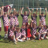 Congratulaions to our victoious Under 12 team 2014