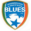 Manningham United Blues FC Logo