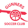 GUNNERS UNDER 9 GREEN Logo