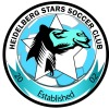 Heidelberg Stars SC Blue Logo