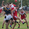 2015  Rd 1- West Footscray v Caroline Springs (SNRS)