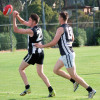 2015  Rd 2- Parkside v Laverton (SNRS)