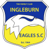 INGLEBURN UNDER 7 BLUE Logo