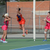 15 R4 Romsey v Diggers (Netball A) 9.5.15