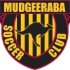 Mudgeeraba Soccer Club Inc. Black Logo