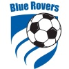Blue Rovers Vikings 8 Logo
