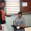 Team Fiji Medical Check Up At Pasifika Campus Extension Street, Suva