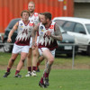 Round Six Reserves- 2015