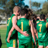 2015 RD 8- Spotswood vs Werribee Districts (Under 18s)