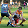 2015 Round 9 Southern Mallee Giants v Woomelang Lascelles (photo by Georgia Hallam & Kathy Poulton)
