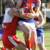 2015 RD 9- West Footscray v Sunshine Heights (SNRS)