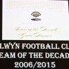 2006-2015 Team of the Decade Dinner