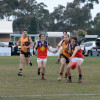 2015 Week 2 Finals Woodend v Diggers (Under 18) 6.9.15