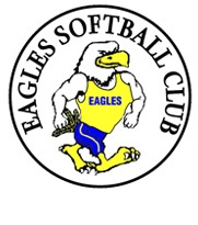 Logo for Eagles Softball Club