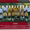 Cairns State Championship Teams