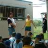 Danielle Stewart Visit to Cairns