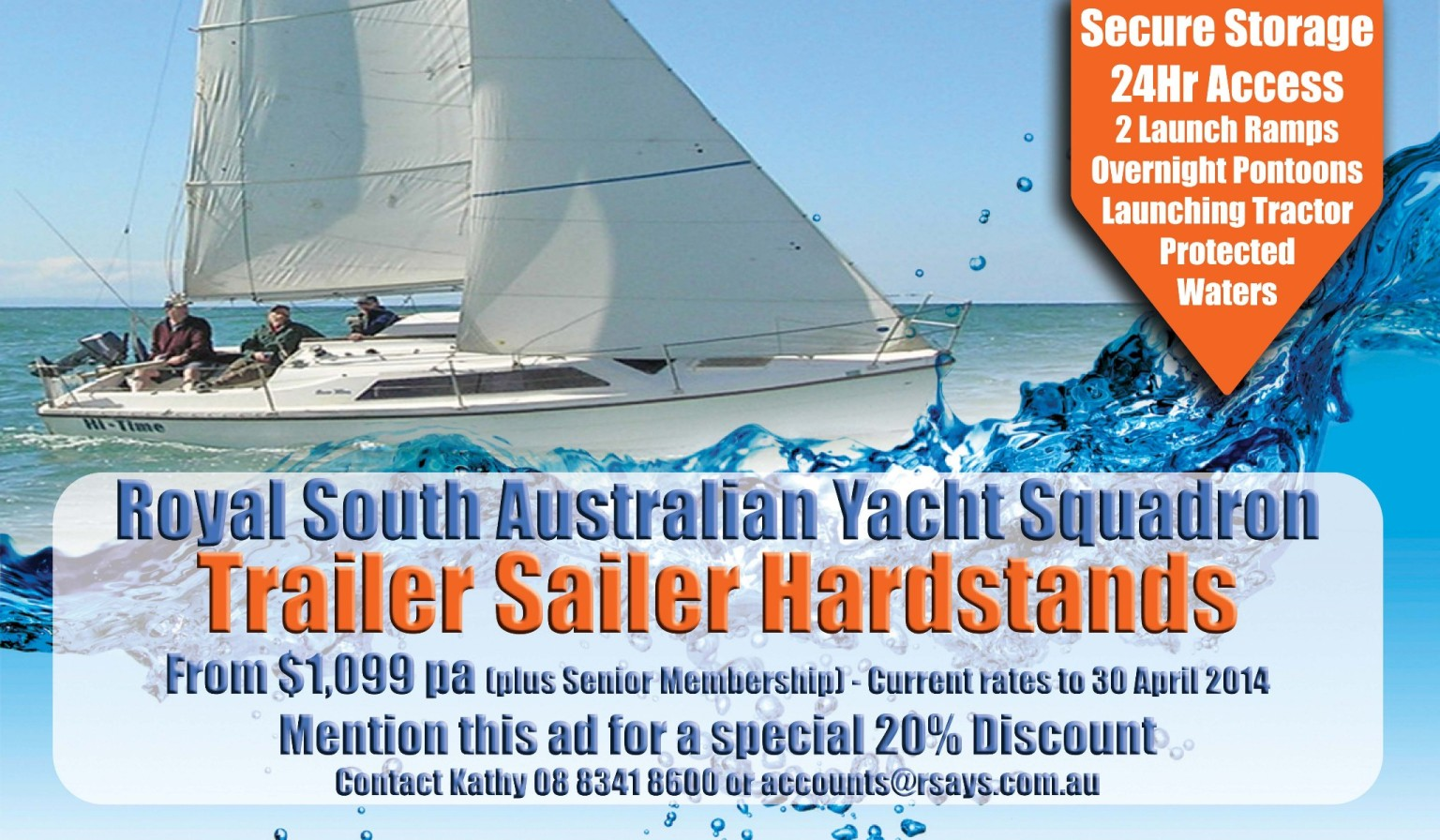 Royal SA Yacht Squadron