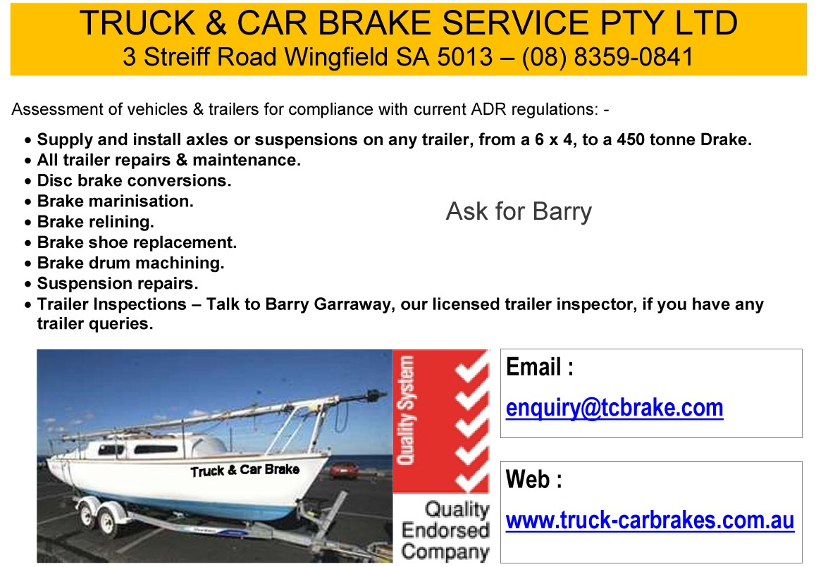 Truck and Car Brakes