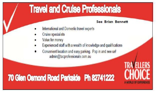Travel and Cruise Professionals