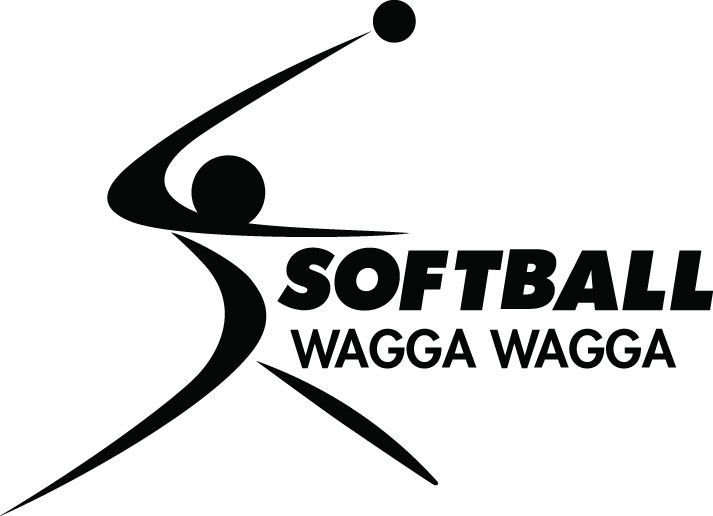 Logo for Wagga Wagga Softball Association