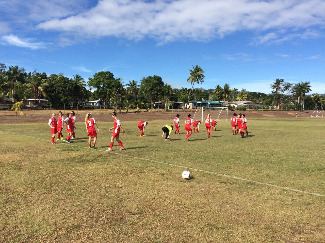 Ultimate Fiji Cup Update - Football Federation South