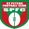 St Peters FC U8 Purple Logo