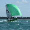 16 and 13 ft Skiff Nationals Hervey Bay 2015-16 - 16s Race 1 and 2, 13s Race 1