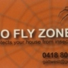 No Fly Zone keeping bugs away from our Clubrooms