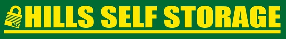 Hills Self Storage logo