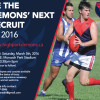 Be the Demons' Next Recruit in 2016