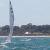 Jan 7th Racing in Big Winds