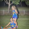 Girls senior and junior pre season training