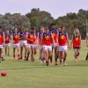 2016 Practice 1 - Moama v Diggers (Seniors) 12.3.16