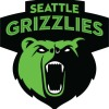 Seattle Grizzlies Logo