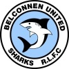 Belconnen United Sharks Firsts Logo