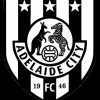 Adelaide City White Logo