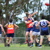 2016 Practice 2 Diggers v Melton South 2.4.16