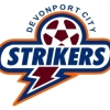 Devonport Strikers Yellow Logo