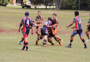 Atherton Junior Rugby League Sportstg
