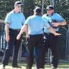 2015/16 A Grade Grand Final Umpires