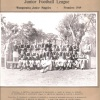 1949 - WJFL Premiers - Junior Magpies FC