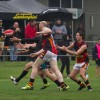 2016 Round 9 - Newport Power v Wyndham Suns SENIORS